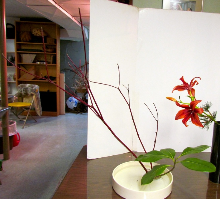 Flower Arrangements Basics: Top 32 Ideas About Ikebana Moribana On Pinterest