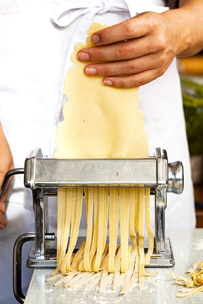 Grundrecept glutenfri färsk pasta
