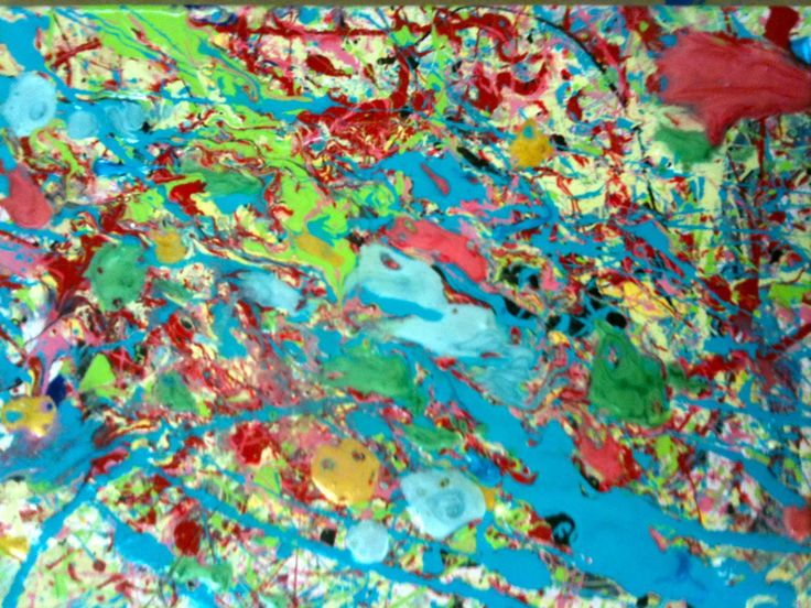 412 best images about jackson pollock on pinterest new for Abstract art definition for kids