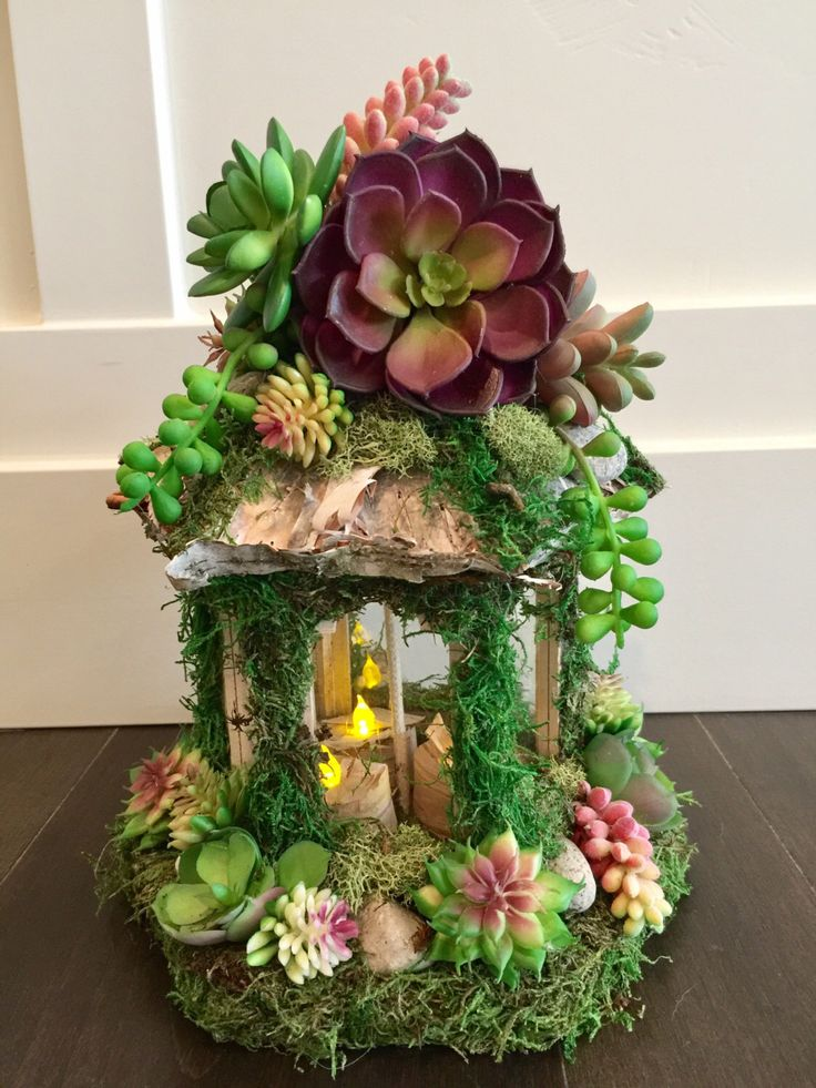 Centerpiece candle , Enchanted Forest, Tinkerbell, Cake ...