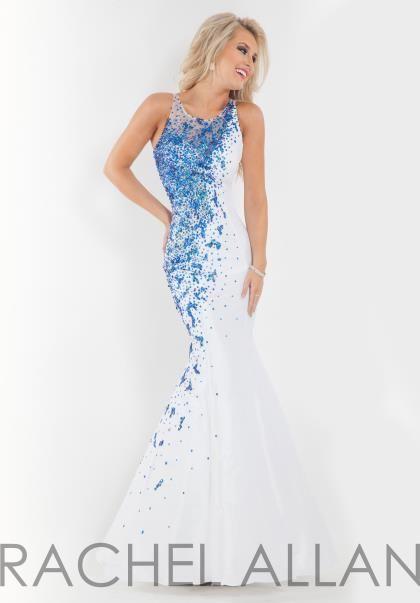 23 best 2015 Rachel Allan Prom Dresses images on Pinterest | Formal ...