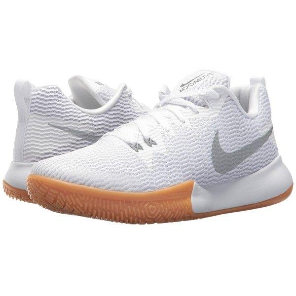 Rezumar Día florero  Nike Zoom Live II (White/Reflect Silver/Pure Platinum) Men's... ($100) ❤  liked on Polyvore featuring men's fashion, men's shoes,…   Mens nike shoes, Nike  zoom, Nike