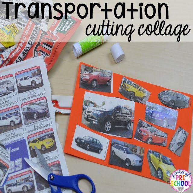 25 Best Ideas About Nursery Collage On Pinterest: Best 25+ Preschool Transportation Crafts Ideas On