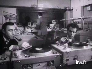 La naissance de la musique concrète et électro-acoustique  - Jalons pour l'histoire du temps présent - Ina.fr