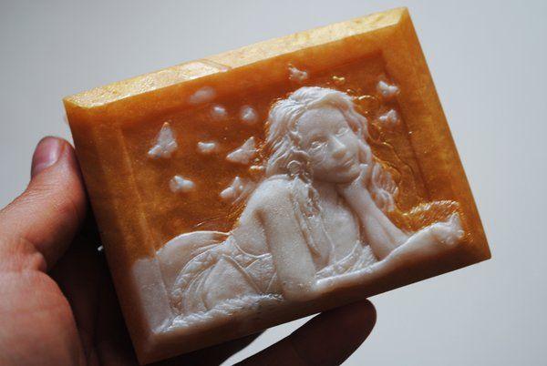 'Butterfly Kiss' parody Soap