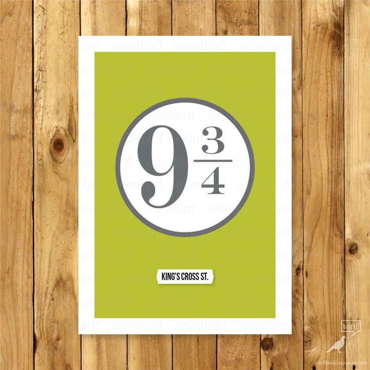 The 37 best Harry Potter Prints & Posters images on Pinterest ...