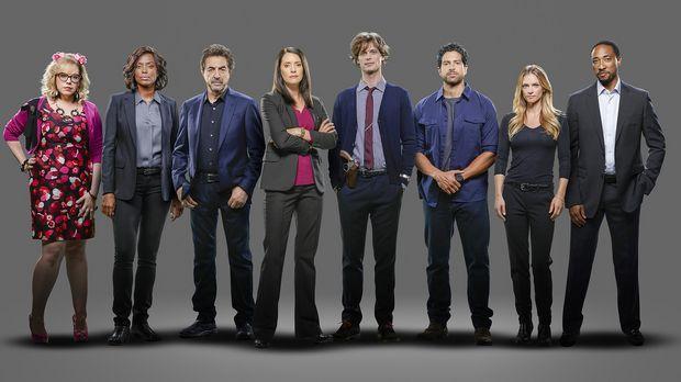 Staffel 12 Episode 10: Alpha - Criminal Minds - Sat.1