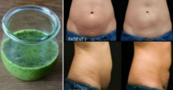 Τρομερό: Το φτιάχνεις σε πέντε λεπτά, το πίνεις για πέντε μέρες και χάνεις πέντε κιλά!