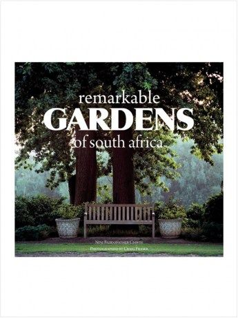 Remarkable Gardens of Southern Africa - https://www.rubyroadafrica.com/shop-online/lifestyle/books/remarkable-gardens-of-southern-africa-quivertree-publications-gift-detail