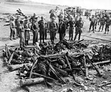 """DidYouKnowBlog.com... """"In 1945, Dwight D. Eisenhower predicted that people would try to dispel the holocaust as a falsehood, and ordered innumerable pictures to be taken of the Nazi crimes to hinder any such attempts."""""""