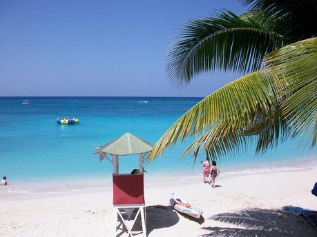 Doctors Cave Beach, Jamaica