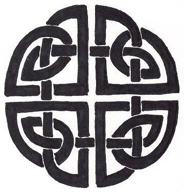 25 Best Ideas About Celtic Knot Designs On Pinterest