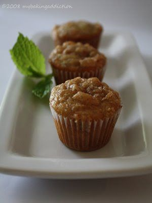 Banana Crumb Muffins Recipe on Yummly. @yummly #recipe