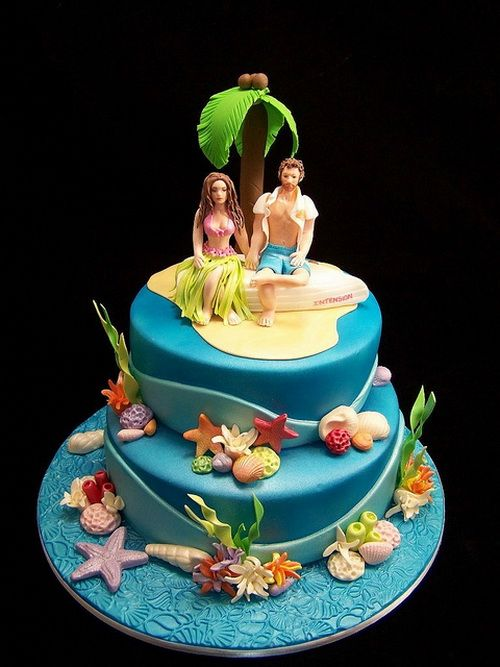 hawaiian wedding cake designs 17 best ideas about hawaiian wedding cakes on 15110