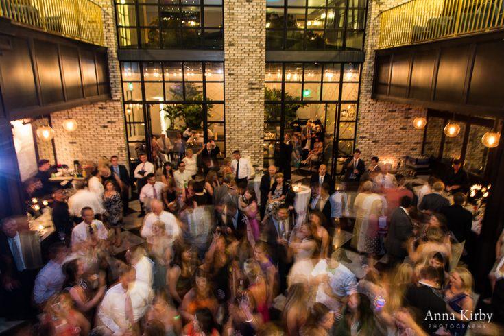 Oxford Exchange Tampa Wedding Venue | Photo Credit: Anna Kirby