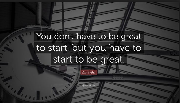 Gelukkig ken ik deze quote al een hele tijd. Ik las, ik absobeerde de betekenis ervan en pas deze telkens toe met alle projecten die ik start. Mijn Personal Building it Better Body Plan, Be Positive Wear kleding, mijn boek, enz ... Iedereen een geweldige 'Kick-Start' maandag gewenst. Always Be Positive! Beautiful reminder. Peter Positief