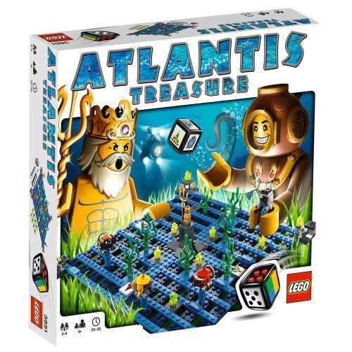 LEGO Creationary Game (3844)