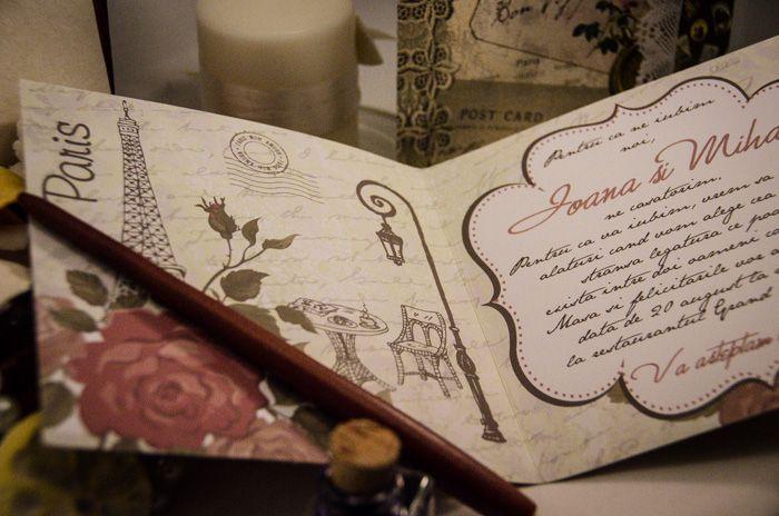 5 Idei pentru invitații perfecte - http://www.decomag.ro/blogs/53-5-idei-pentru-invitatii-perfecte.html