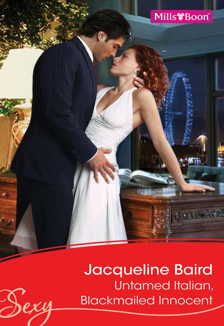 Amazon.com: Mills & Boon : Untamed Italian, Blackmailed Innocent eBook: Jacqueline Baird: Kindle Store