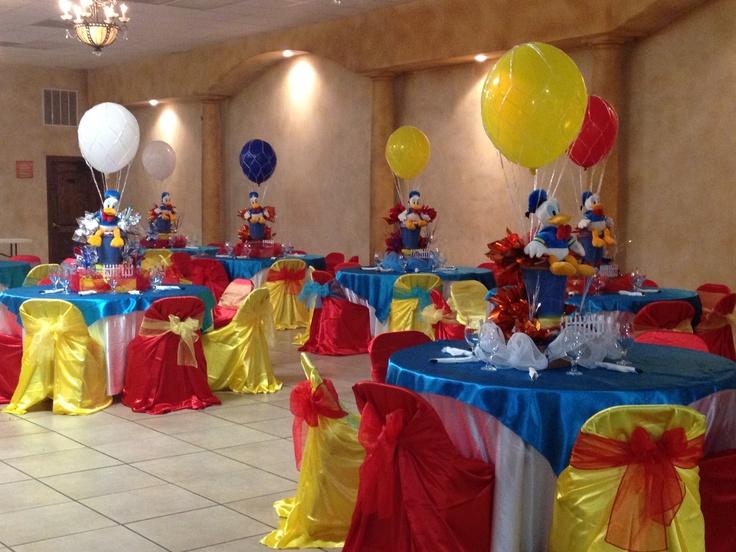 Donald Duck decoration