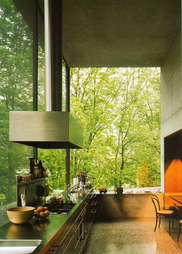 .bak: Casa estudio, 1986-2005, Peter Zumthor