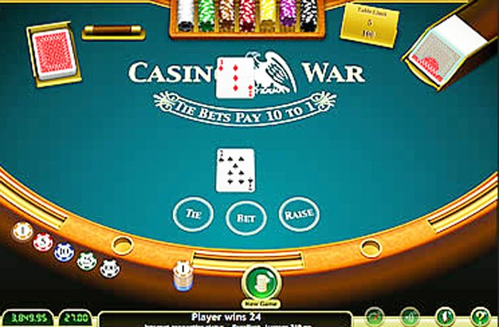 Casino war is a version of the classic game or war, and one can play with any number of decks. With this game, aces are always high, and cards suit are of no consequence.  If you are a card game player, it will be effortless for you to learn how to play casino game.  In casino war, the highest card will always win, and that's the most important rule. It is also easier to play than the other table games like Blackjack, three card poker and let it ride where multiple cards are dealt. How to…