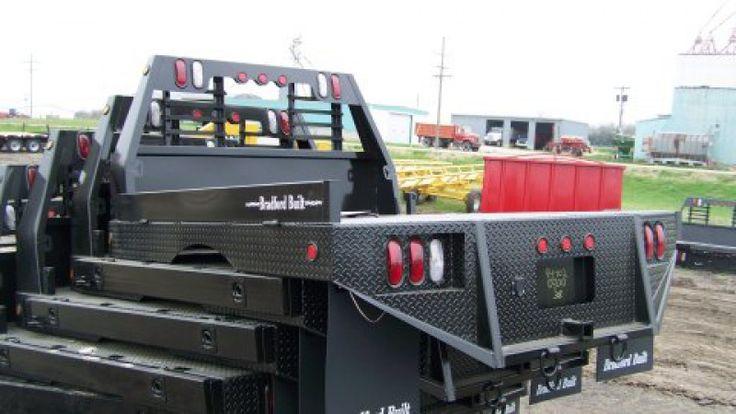 """Bradford Built 84"""" x 102"""" Steel Truck Bed in Truck Beds -"""