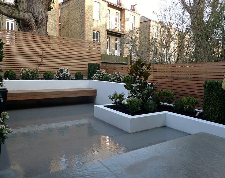 Garden design designer clapham balham battersea small low maintenance modern garden (9)
