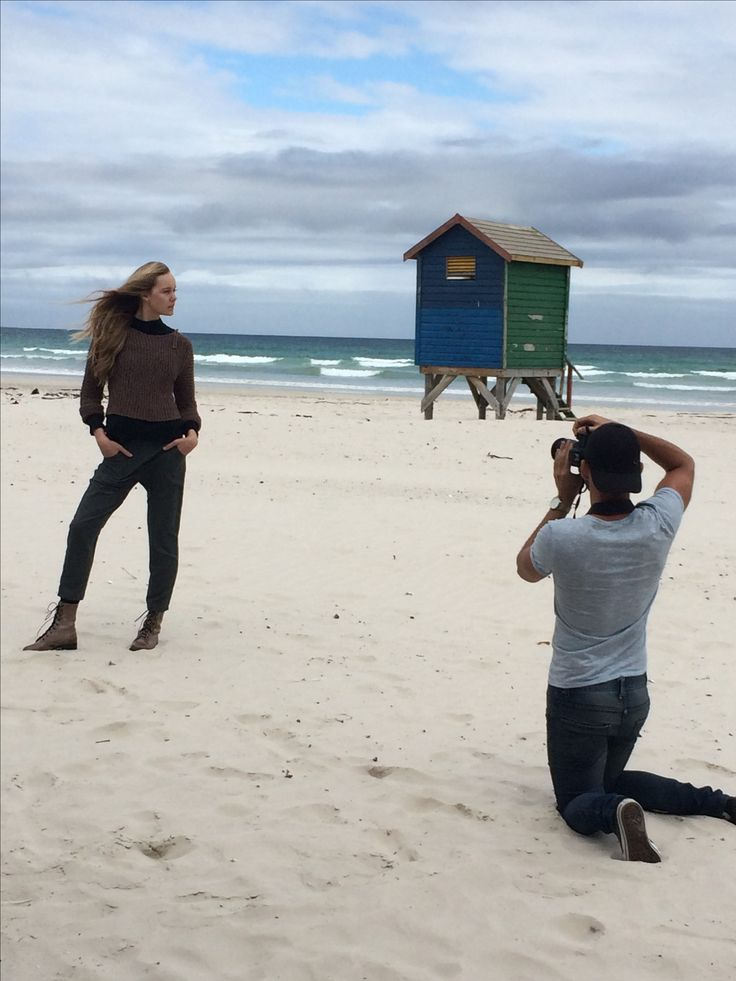 On location with Lauren Hales from Cover Model Management & photographer Ferdinand van Huizen shooting our AW Collection 2017. The weather approved! 🌬