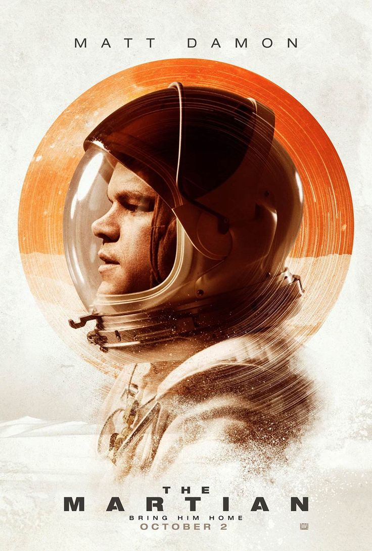 Ridley Scott regresa al espacio con #MisiónRescate, su visión optimista de la todo poderosa ciencia. #Oscars.