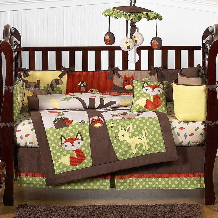 Forest Friends Cute Nursery Idea Baby 2 Nursery