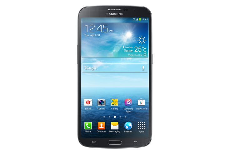 Galaxy Mega Launched in India