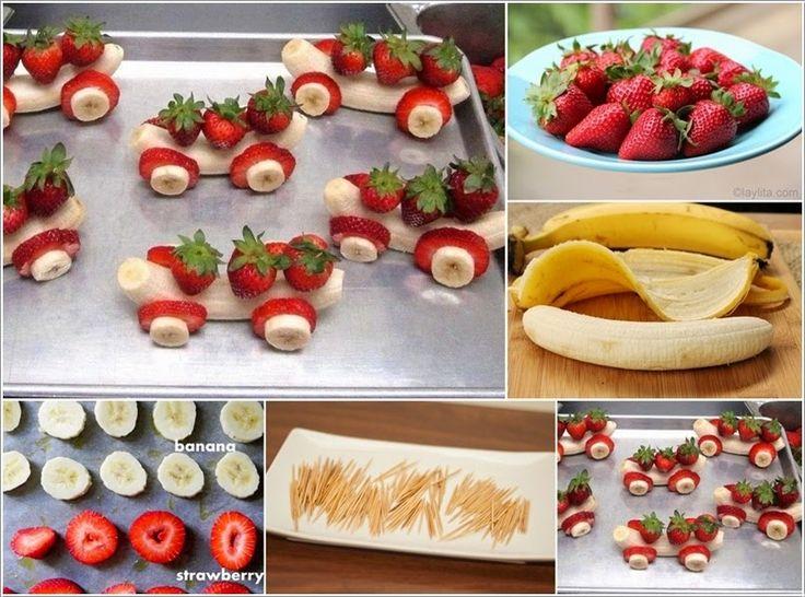 Συνταγές για μικρά και για.....μεγάλα παιδιά: Πως κάνουμε αυτά τα Φρουτένια…