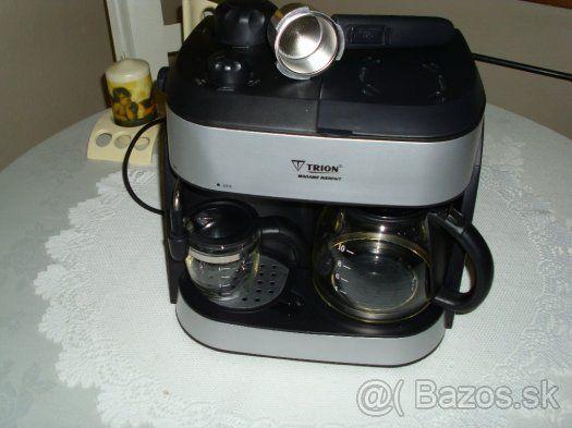 Kávovar - 1
