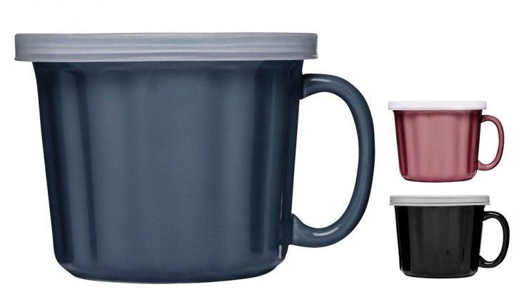 Sagaform Soup Tasse 0,5 l mit Deckel
