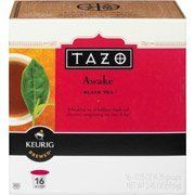 Starbucks Tazo K-Cup Awake Tea, 16ct(Case of 2) -- To view further for this article, visit the image link. #SportDrinks