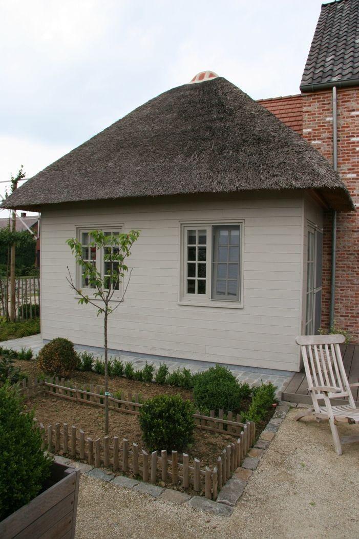 Realisaties mi casa landelijke stijl karolien consulente mi casa house inspiration - Garden sheds michigan ...