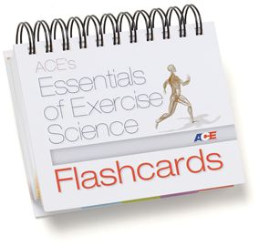 ACE Exercise Science Essentials Flashcards