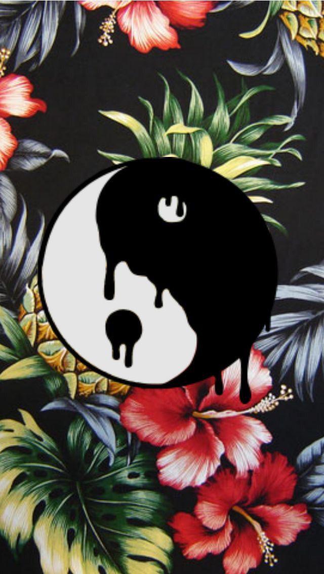 Jink Jank, flowers background, wallpaper, harmony