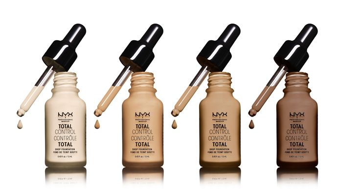 Nyx's Cheap Foundation Is As Good As The Fancy Stuff — & We've Got The Proof #refinery29 http://www.refinery29.com/2016/12/132158/nyx-cosmetics-total-control-foundation#slide-1