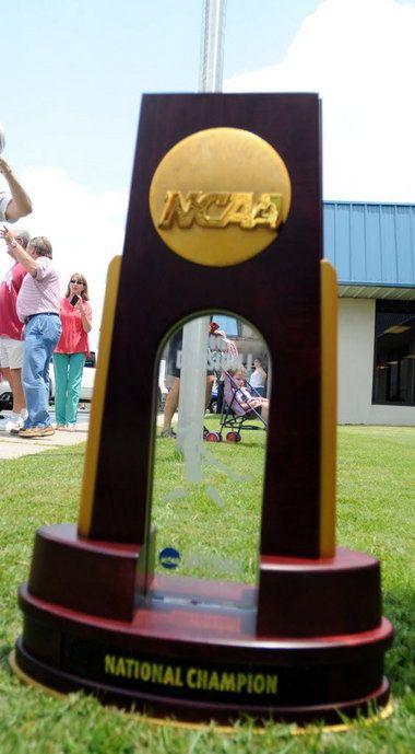 Alabama softball pioneer has deeper appreciation for World Series win (Herndon).