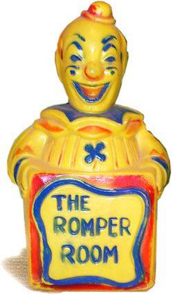 Romper Stomper Bomper Boo...can you finish the rest?