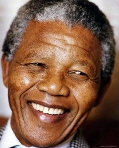 We honor Nelson Mandela for all the work he has done in his lifetime. We are inspired by the patience, wisdom, and integrity with which Mandela led his nation in their pursuit of equality and freedom. He is a great moral hero and we all could learn much from his long road of sacrifice toward personal and national liberation.