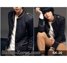 Blazer Korea – SK-20  Detail : KODE : SK-20 PRICE : IDR 270.000  Fast Response: Email : myblazer2000@gmail.com HP : 087.838.757.898 PIN BB : 295FF7A3