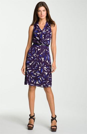 Classiques Entier® 'New Altro' Silk Dress | Nordstrom