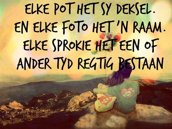 Sprokie | www.myvolk.co.za | O, Moedertaal O, Soetste Taal Jou het ek lief bo…