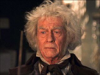 Mr. Ollivander - A Famous Ravenclaw!