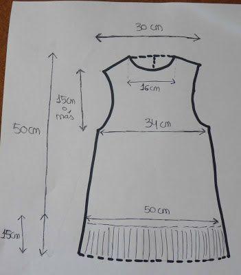 Las Cositas de Marga: Cómo hacer un disfraz de india para niña. Fácil y ...