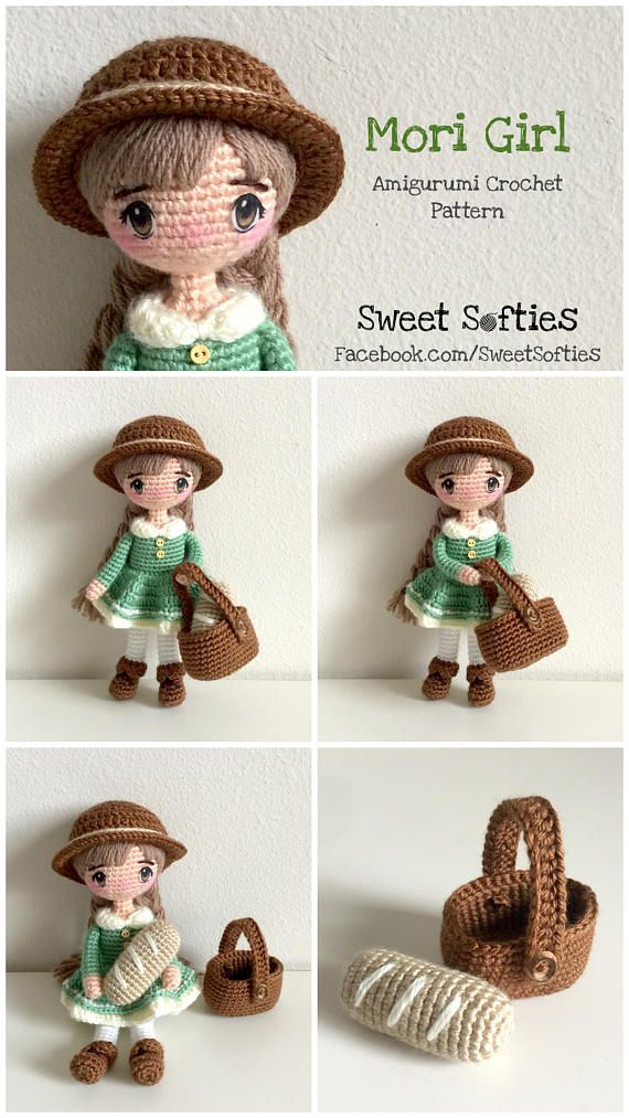 103 best PERSONAJES images on Pinterest | Crochet patterns ...