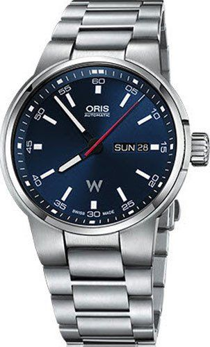 @oris  Watch Williams F1 Day Date Pre-Order #add-content #basel-17 #bezel-fixed #bracelet-strap-steel #case-material-steel #case-width-42mm #date-yes #day-yes #delivery-timescale-call-us #dial-colour-blue #gender-mens #limited-code #luxury #movement-automatic #new-product-yes #official-stockist-for-oris-watches #packaging-oris-watch-packaging #pre-order #pre-order-date-30-05-2017 #preorder-may #style-dress #subcat-williams-f1-team #supplier-model-no-01-735-7740-4155-07-8-24-50s #wa...